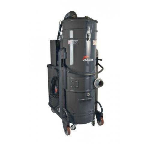 Máy hút bụi công nghiệp DELFIN DG30 EXP PN