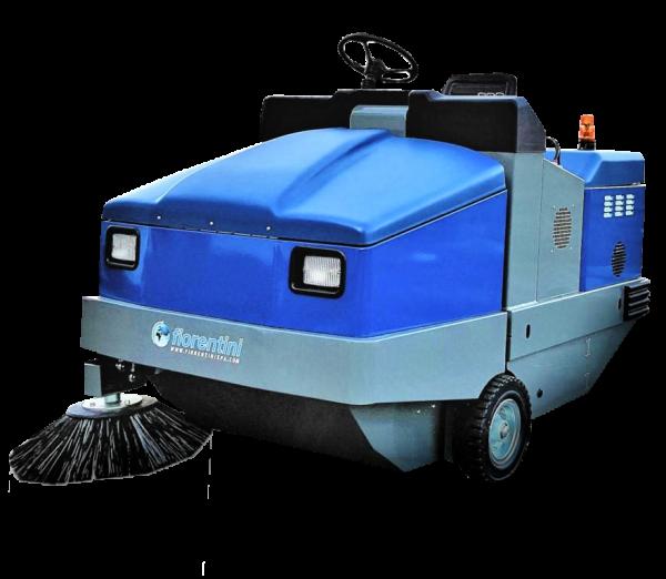 Xe quét rác hút bụi FIORENTINI S32