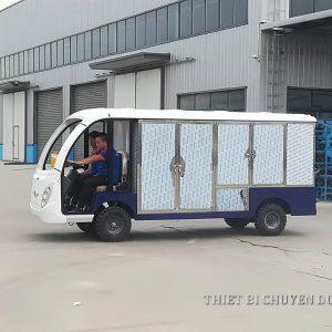 Xe điện chuyên chở thực phẩm, suất ăn khu công nghiệp, khu resort