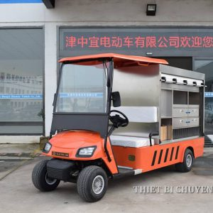 Xe chạy điện chở hàng chuyên dụng