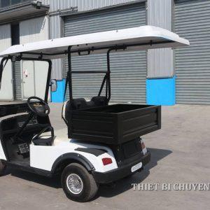 Xe điện chở hàng khu du lịch, resort